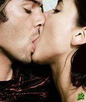 фото французский поцелуй