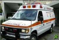 Мощный взрыв в Яффо