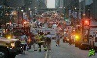 Взрыв на Манхэттене