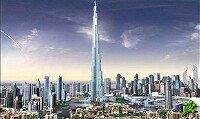 Дубайский небоскреб бьет рекорды