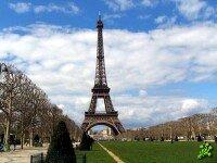 В Париже за счет государства