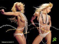 Бритни оскандалилась на MTV (видео)