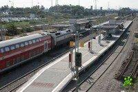 У пассажирского поезда отказали тормоза
