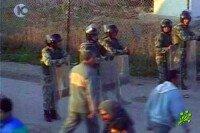 Спецназ на египетской границы