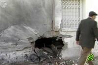 Ракетый обстрел больницы в Ашкелоне