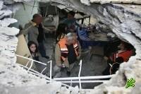 «Град» в Ашкелоне. Четверо ранены