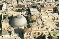 Драка в Храме гроба Господня