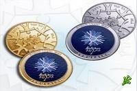 Фантастические золотые монеты (7 фото)