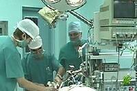 Операция по удалению рака (фото)