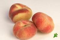 Плоский Израильский персик (3 фото)