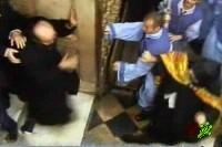 Драка в Храме Гроба Господня (фото)
