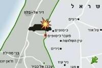 Террористы взорвали патруль ЦАХАЛа