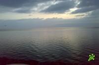 Озеро Кинерет наполняется водой