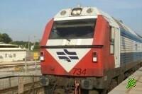В Израиле останавливается движение поездов