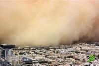 Песчаная буря в Негеве: много раненных