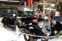 Бронивик Mercedes Гитлера (фото)