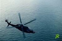 У берегов Нетании разбился вертолет