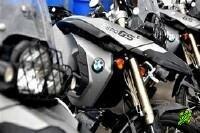 Израильскую полицию пересадили на BMW