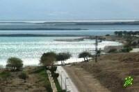 Пляжи на Мертвом море станут бесплатными