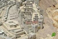Отрыта стена Иерусалима периода царя Соломона