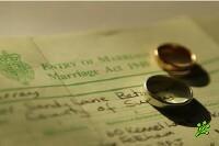 Счастливый брак спасает мужчин от инсульта