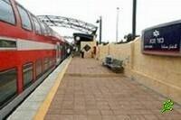 Новое расписание движения поездов в Израиле