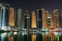 Особняки президента Азербайджана в Дубае