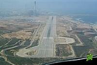 В центре Израиля открылся аэропорт