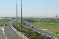 Скорость движения по шоссе № 6 ограничена