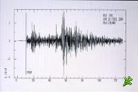 Землетрясение у Кинерета
