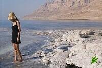 Уровень Мертвого моря поднялся на 1 сантиметр