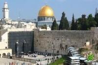 Стена Плача расположена не в Израиле