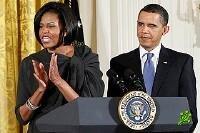 Что объденяе Клинтона и Обаму - измена женам