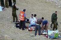 Страшная автоавария на севере Израиля