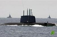 Подводный флот Израиля движется к Ирану