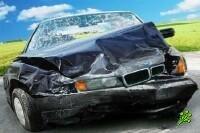 Черные машины чаще попадают в аварии