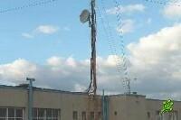 Смерть на крыше полицейского участка