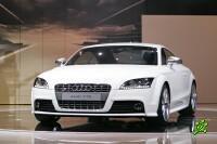 Рекорд беспилотного автомобиля Audi TTS