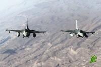 Истребитель ВВС Израиля сбил НЛО