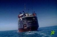 Израильское судно столкнулось с китайским