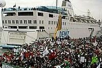 «Мармара» возвращается в Израиль