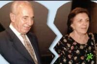 Скончалась супруга президента Израиля