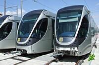 Первая авария иерусалимского трамвая