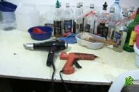 Производство паленой водки в Израиле (фото)