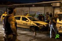 Теракт в Тель-Авиве: 8 человек ранены