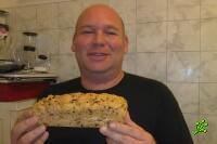 Рецепт хлеба с сыром и луком (Эксклюзив IsraStyle.Ru)