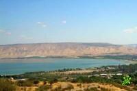 Уровень воды в Кинерете повысился!