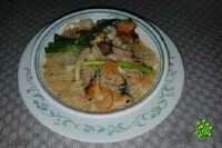 """Тайский суп """"Tom Yam"""""""