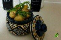 Маринованные грибы (эксклюзив от IsraStyle.Ru)